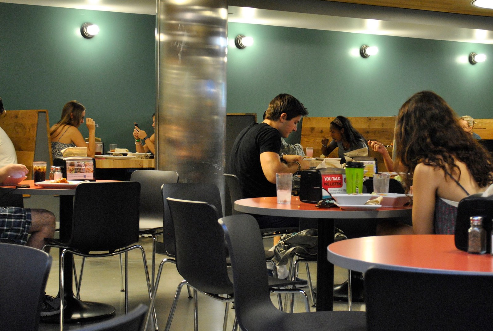 New changes arriving at university dining