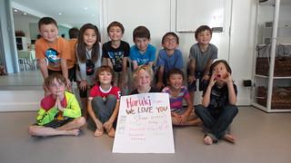 Haruki birthday party   by ckickn