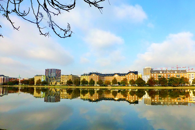 City reflections......