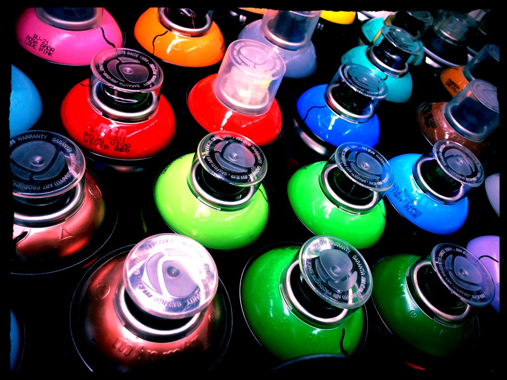 Montana Hardcore Spray Paint | Lars Hammar | Flickr