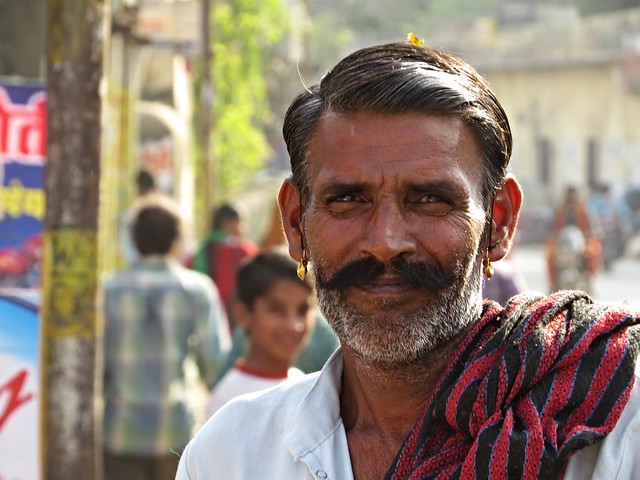 bundi portrait