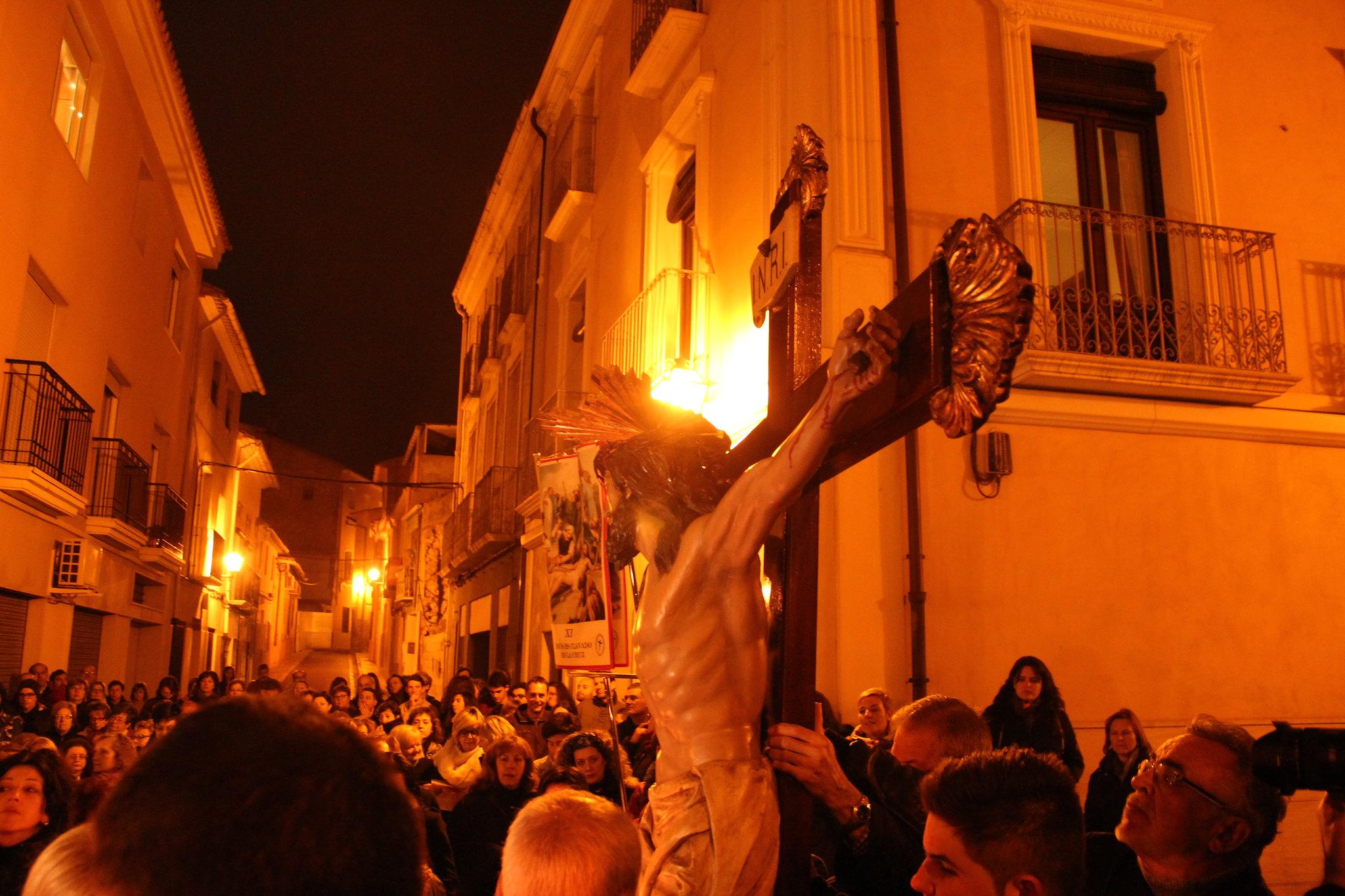 (2016-03-18) - VII Vía Crucis nocturno - Antonio José Verdú Navarro (103)