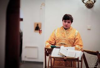 Литургия в Спасском соборе 385