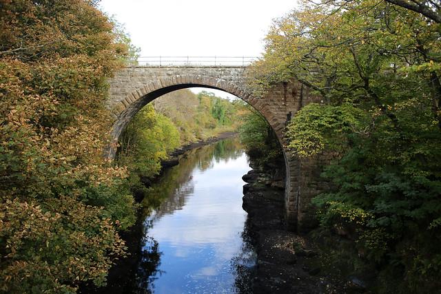 The River Brora