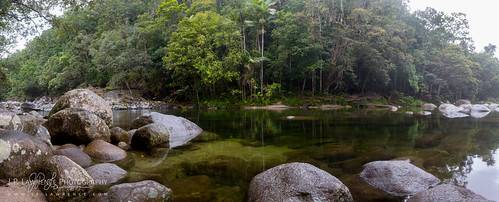 Mossman Gorge Panorama 1 | by J.P. Lawrence Photography