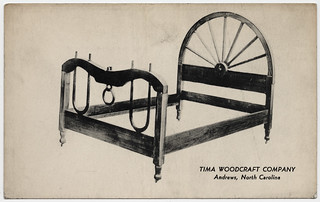 Tima Woodcraft Company, Andrews, North Carolina | by unclibraries_commons