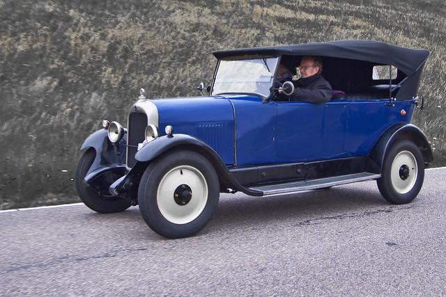 Citroën B14 Torpédo 4 Places 1926 (7330)
