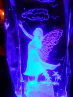 """Fairy glow.......by """"T"""""""