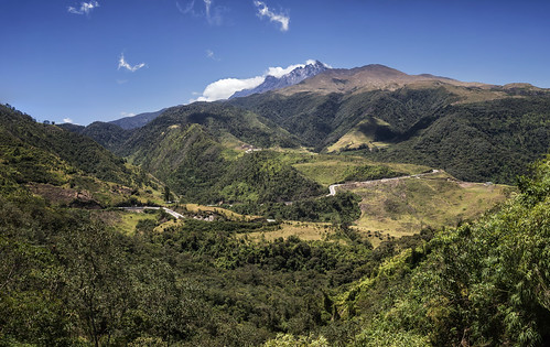 ecuador valedeintag intag valley valle vale landscape