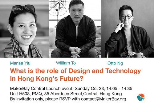 What is the role of Design and Technology  in Hong Kong's Future?
