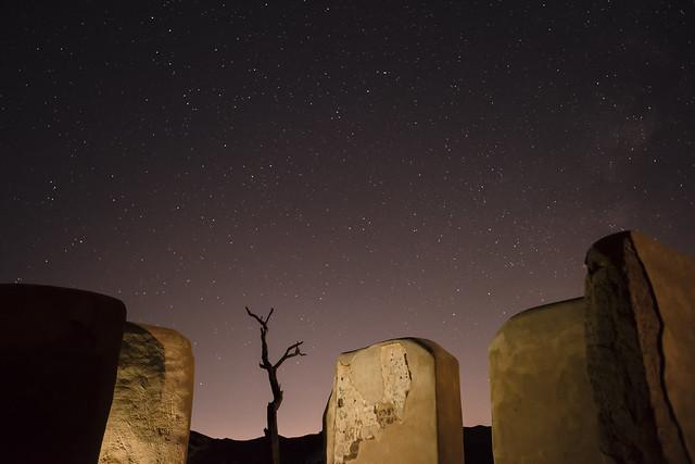 Ryan Ranch at Night