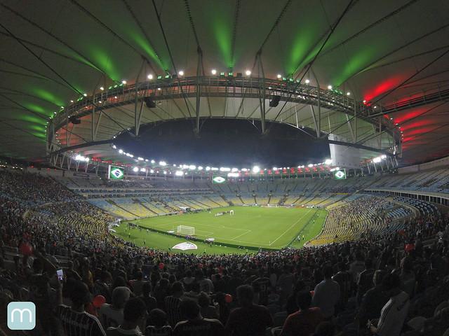 Maracanã no Rio de Janeiro