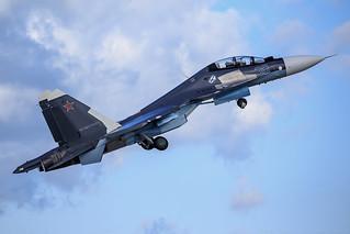 Su-30SM   by RealHokum