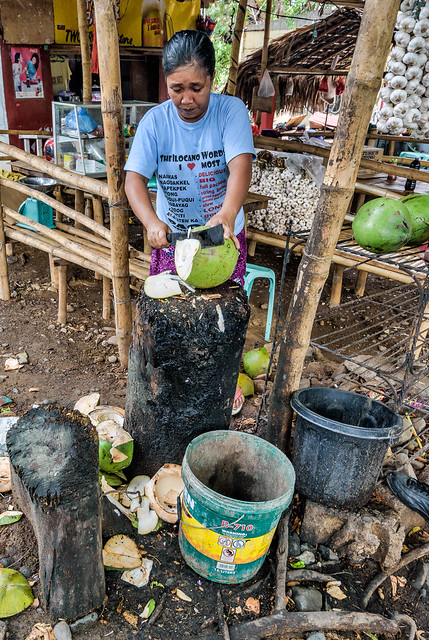Coconuts and Garlic