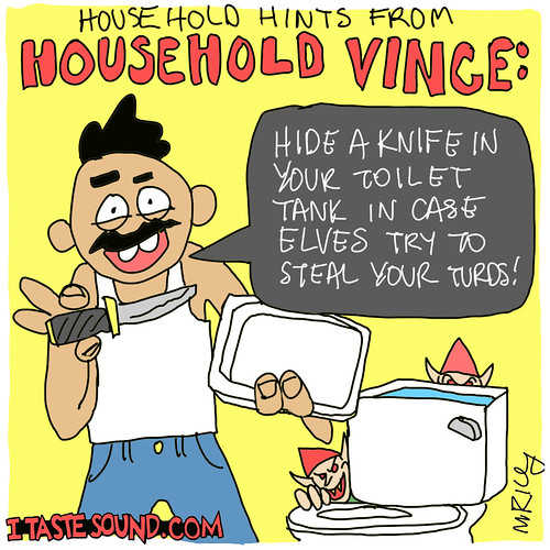 household_vince | by Mike Riley