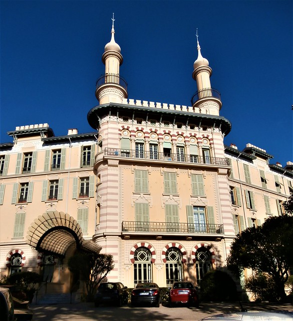 Hôtel Alhambra - Nice/Cimiez, Côte-d'Azur, France