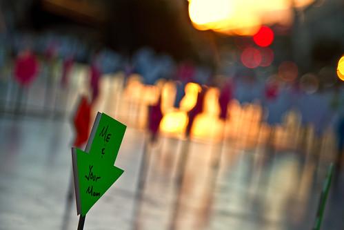 light sunset pin bokeh flag memories northcarolina raleigh memory arrow