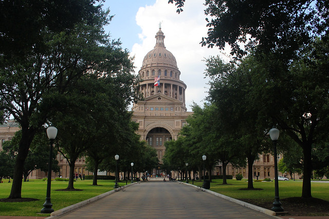 The Capitol Building, Austin