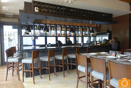 Village Tavern bar | by foodreviewsmanila