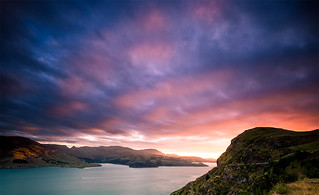 Last Light @ Lyttelton | by robjdickinson
