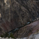 Yellowstone River and the Grand Canyon of the Yellowstone