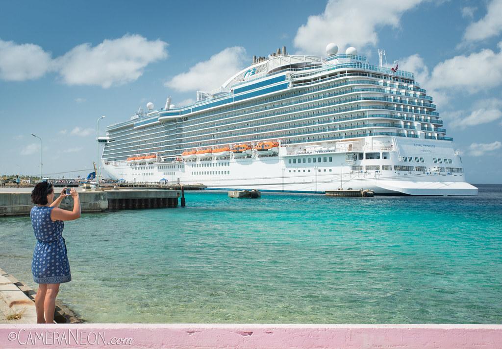 Cruise farewell