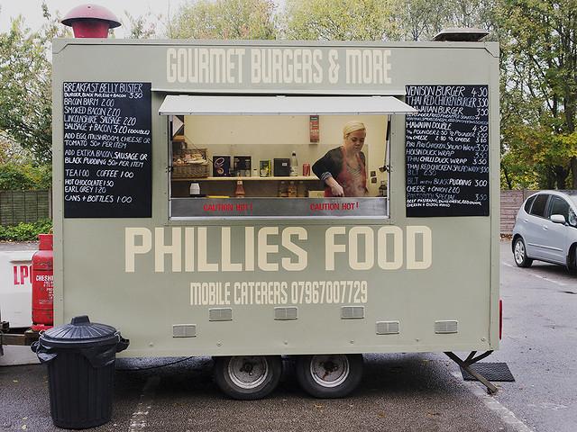 Phillies Food