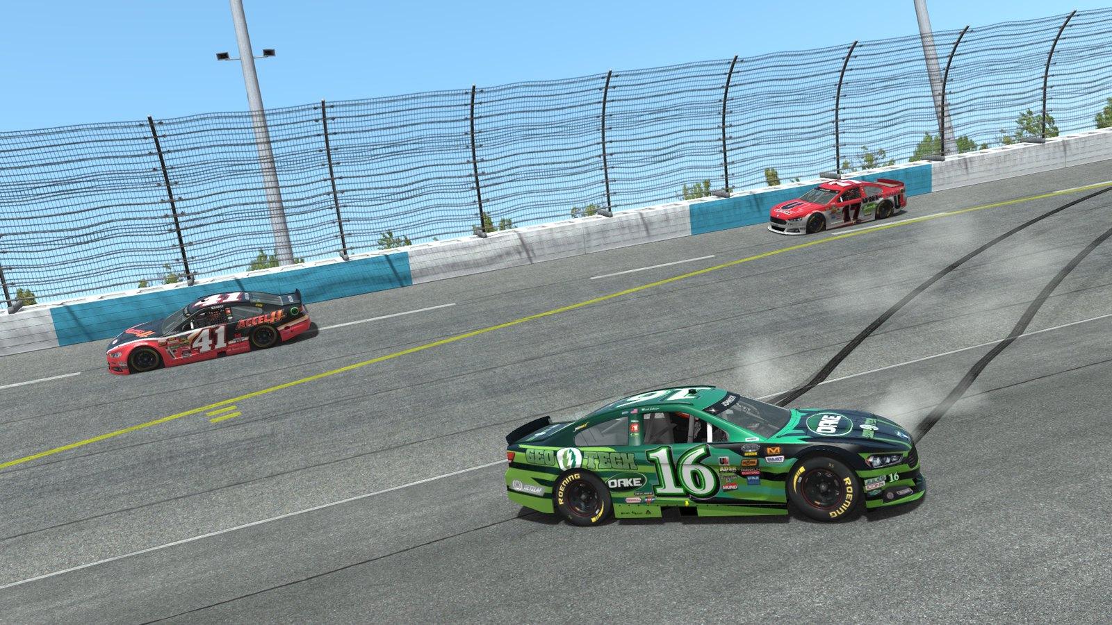 rFactor 2 Brookdale Speedway 3