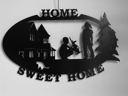 home sweet home kids | by providencemetalart