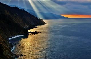 Morning; Big Sur Coast