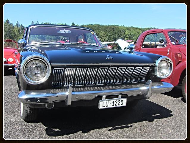 Dodge Dart 270, 1963