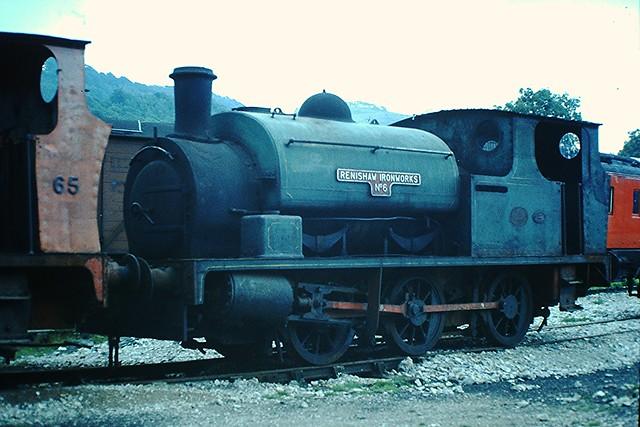 Hudswell Clarke No.1366