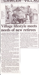Gawler Community Retirement Homes - Governor Gawler 2004 0415