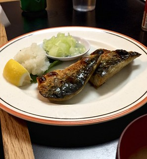 Grilled Mackerel @ Sunshine Cafe on North Clark Street- Chicago | by Man_of Steel
