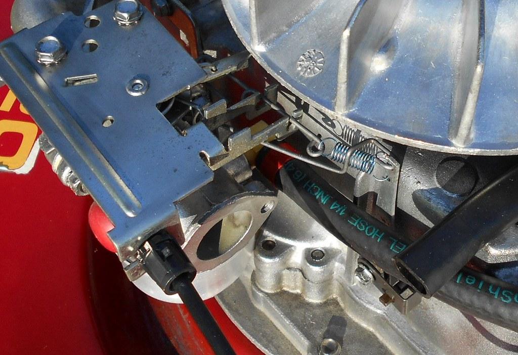 tecumseh TVS90-43589K carburetor governor linkage spring