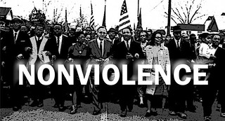 nonviolence | by democracychronicles