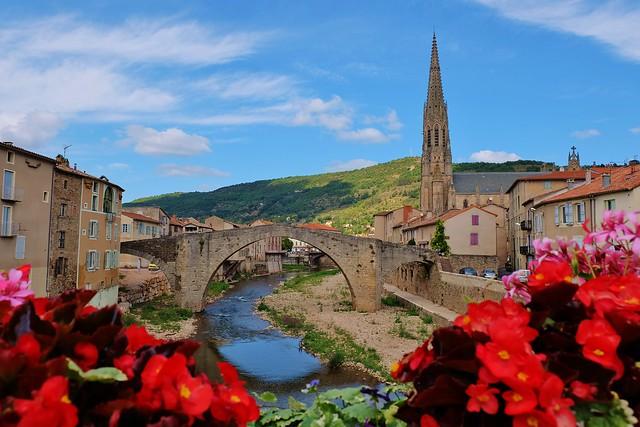 Saint Affrique, Aveyron (  selection explore flickr 23 novembre 2015 #144 )
