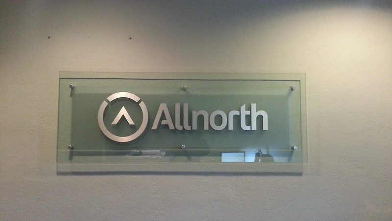 Allnorth glass or plexi