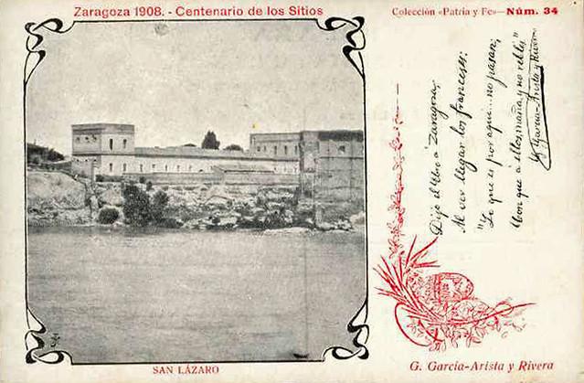 Convento de San Lázaro 1907