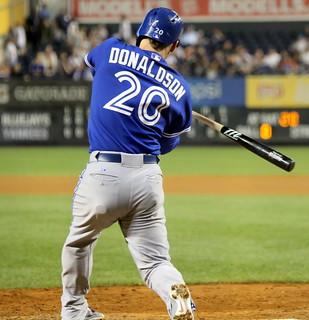 Josh Donaldson vs. Yankees: 9/11/2015 | by apardavila
