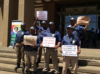 The City of Johannesburg condemns killing of police officers #stopkillingourpolice ^NB | by CITY OF JOBURG