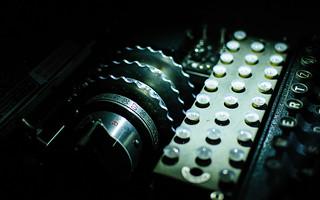Enigma Crypto Machine | by Latente 囧 www.latente.it