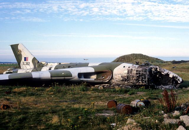 XL392 Vulcan B.2