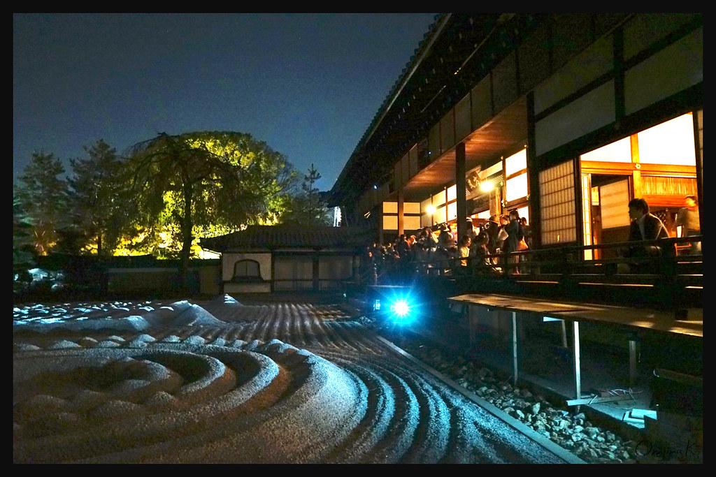 「高台寺 夜」の画像検索結果
