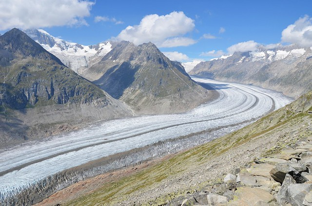 Stereotipo di ghiacciaio - Stereotype of glacier