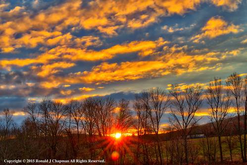 morning winter sky color nature clouds nikon pennsylvania monday chapman waether d5300 ronchapman elyeburg ronchap3