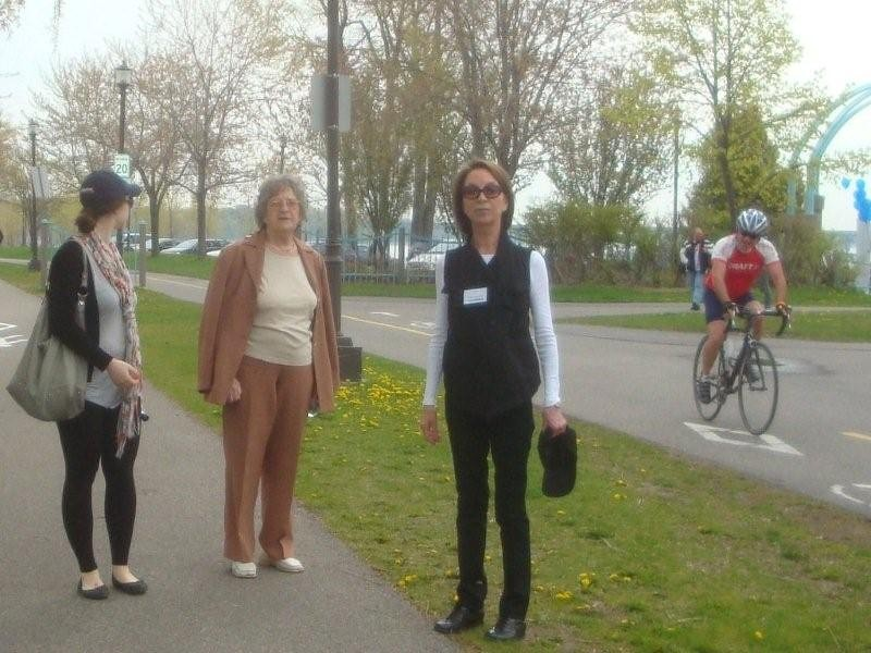 Marche pour soins palliatifs   Lachine 005