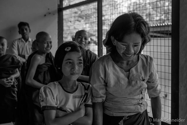 Orphanage in Yangon