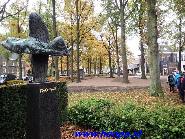 2016-11-09  Gooimeer tocht   25 KM   (102)