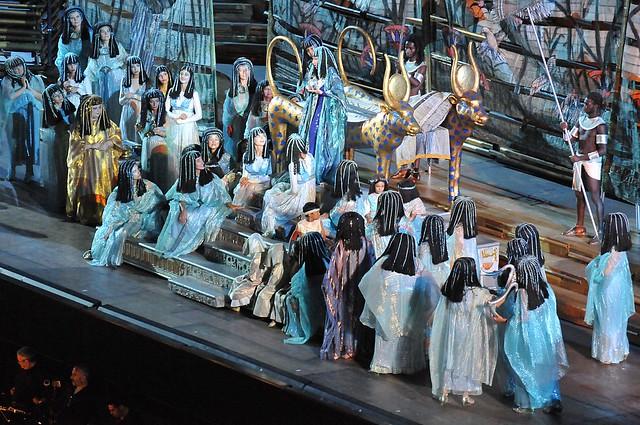 Aida, Arena di Verona (11.8.2015) - 2